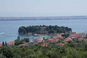 Preko on Ugljan thematic tourism
