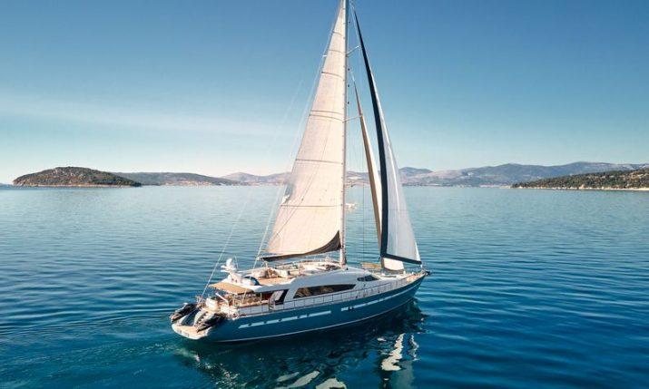 The art of sailing, food and Palmizana