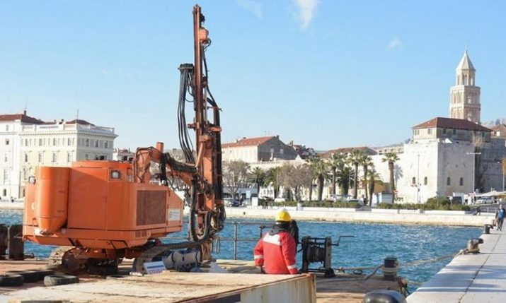 €5.5 million revamp of Split Riva starts