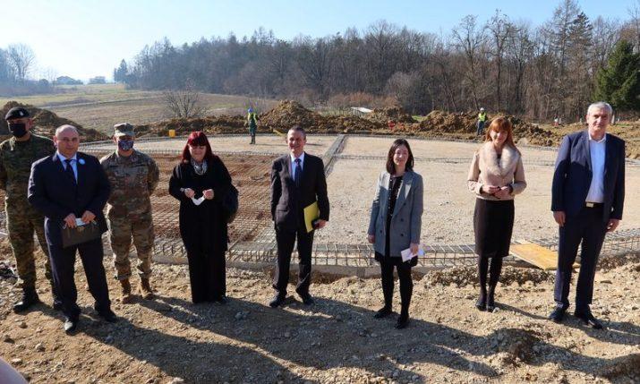 VIDEO: US donation helping build helipads at Croatian hospitals