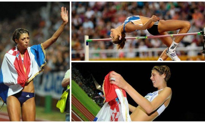 Croatian athletics legend Blanka Vlašić announces retirement