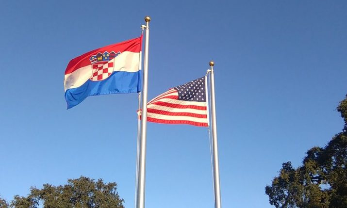 Croatian citizens can travel to USA without visas from today