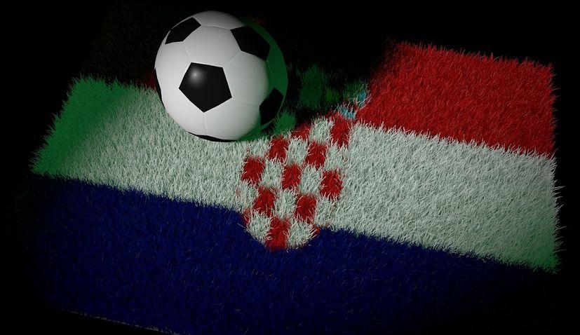 croatia slovenia football legends charity match earthquakke petrinja