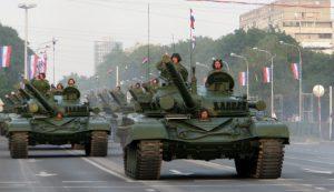 croatian army world ranking