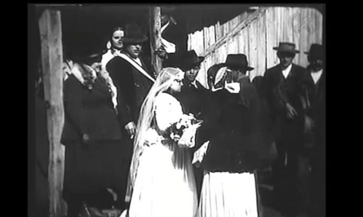 VIDEO: Croatian Village Wedding 100 years ago