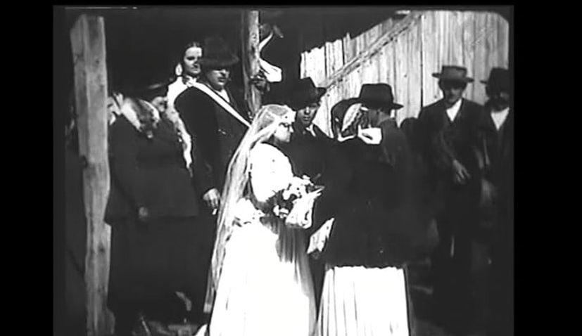 VIDEO: Croatian Village Wedding 100 years ago