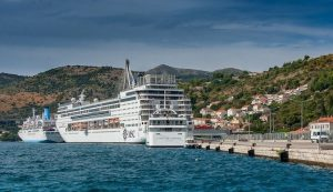 Foreign cruise ships all but disappeared from Croatian Adriatic in 2020