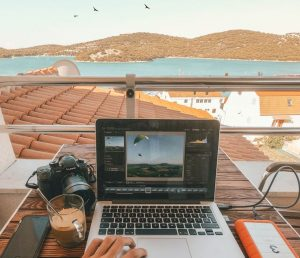 digital nomads temporary stay in Croatia.