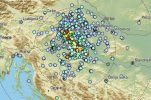 Minor damage reported after today's 4.2 magnitude earthquake in central Croatia