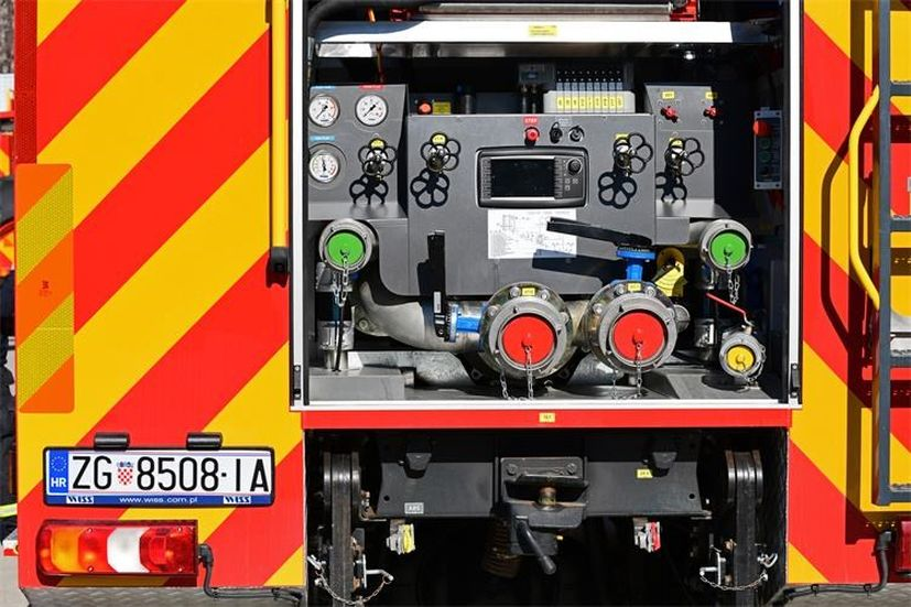 Firefighters get first 20 of 94 firetrucks bought with EU funds