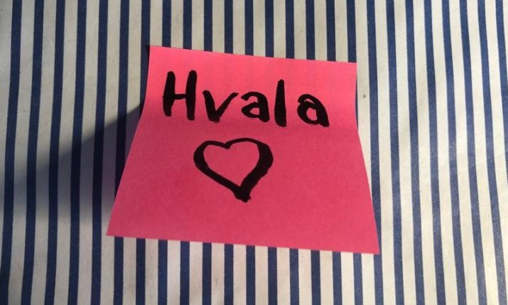 Hvala – a deeper look into the first Croatian word you should learn