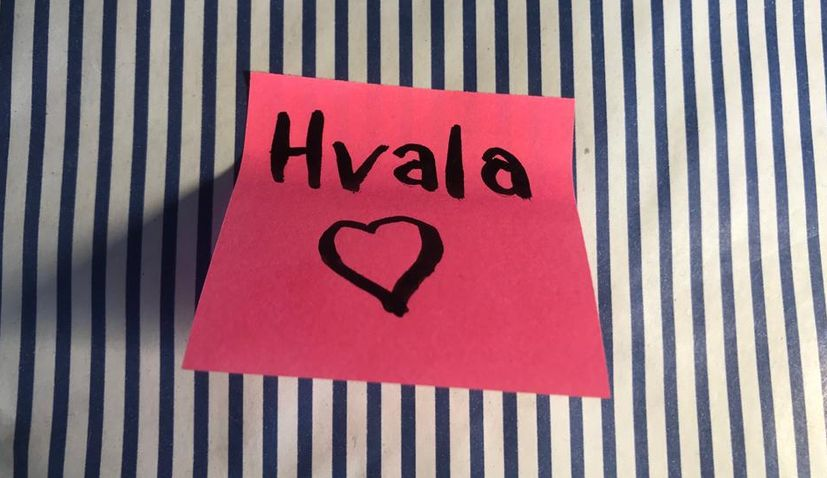 Hvala - a dive into the first Croatian word you should learn