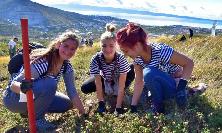 Croatian Scouts Association wins European award for Boranka campaign