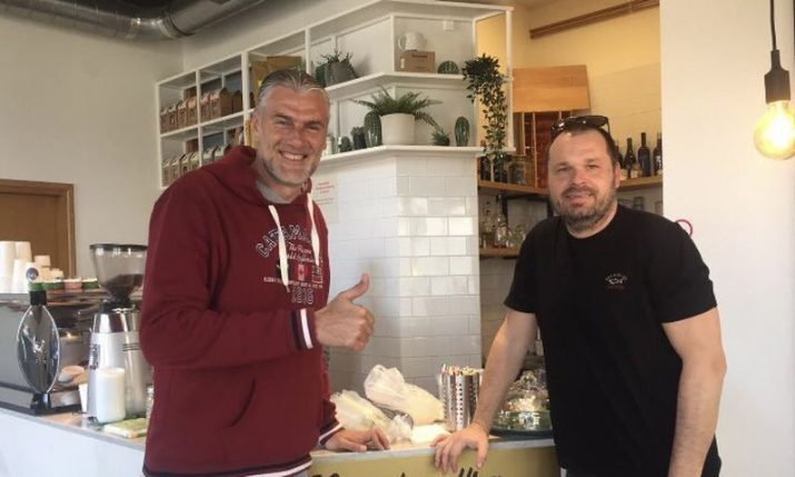 Australian-Croatian World Cup stars Viduka and Kalac reunite in Zagreb