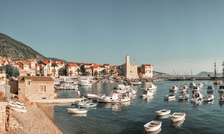 Vis island: €5 million fishing port to be built in Komiža