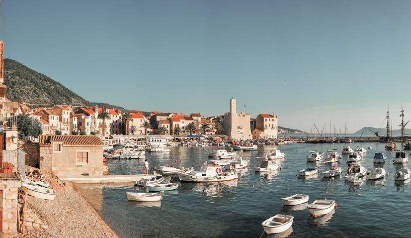 Vis island: €5 million fishing port to be built in Komiža