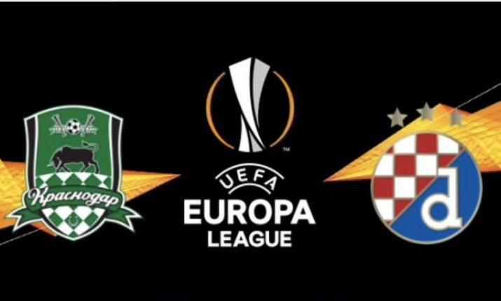 Europa League: Krasnodar 2-3 Dinamo Zagreb