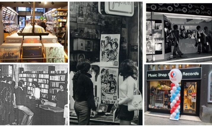 Croatia Records: Cult music shop in Zagreb closes its doors and moves after 57 years
