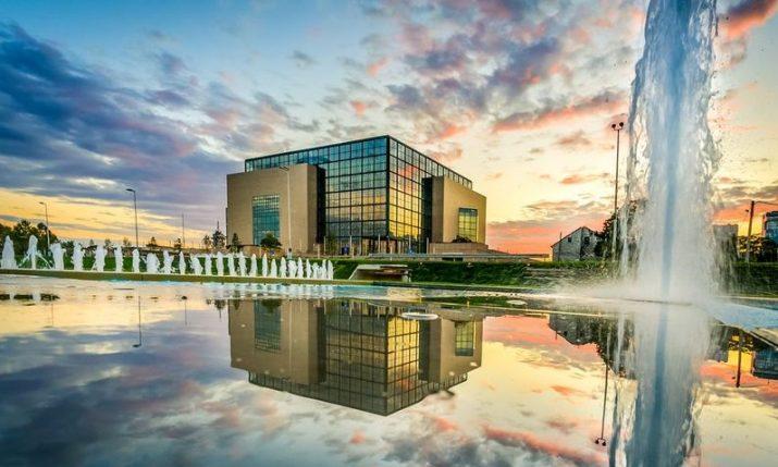 Croatia's National & University Library marks 414th anniversary