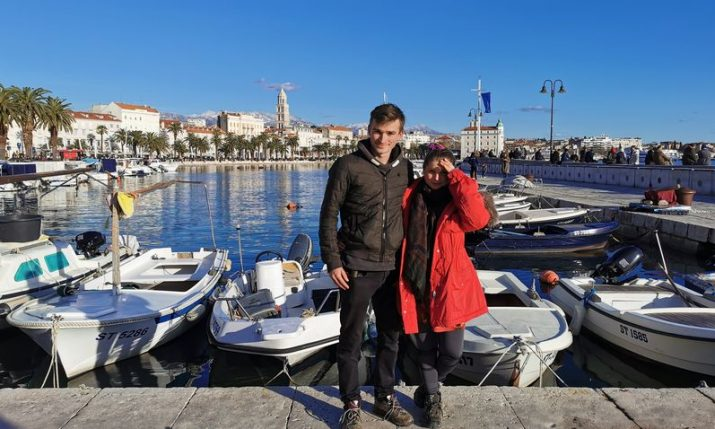 2 weeks in Croatia without spending a cent – couple travelling the world on €0