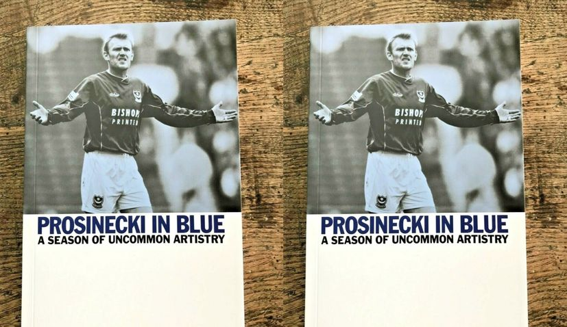 Robert Prosinecki: New book chronicles the 'flawed Croatian genius' during Portsmouth spell