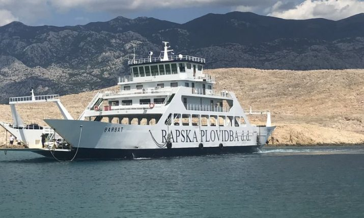 New year-round Baška-Lopar and Veli Lošinj-Rab catamaran connections planned