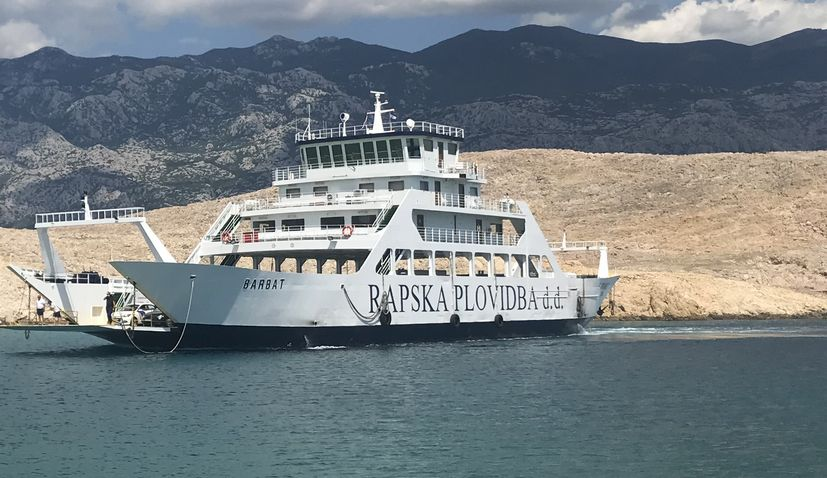 New year-round Baška-Lopar and Veli Lošinj-Rab catamaran connections planned