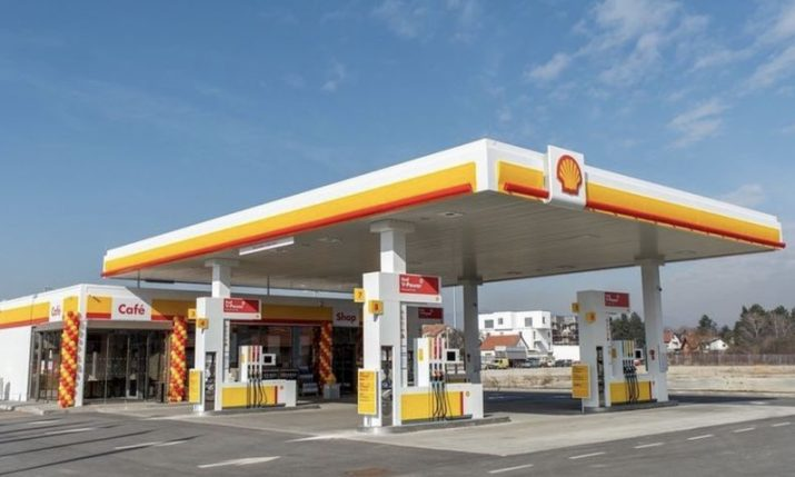 PHOTOS: First Shell petrol station opens in Croatia