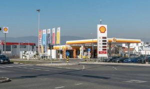 First Shell petrol station opens in Croatia