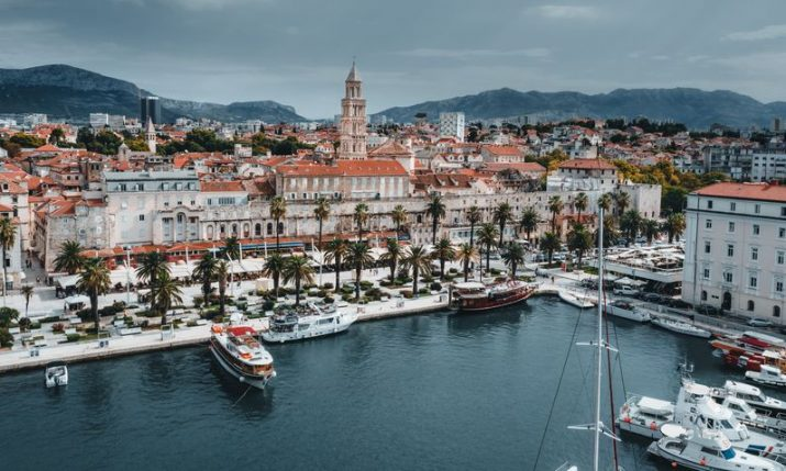 Two cities in Croatia among 10 most-searched holiday destinations for summer 2021