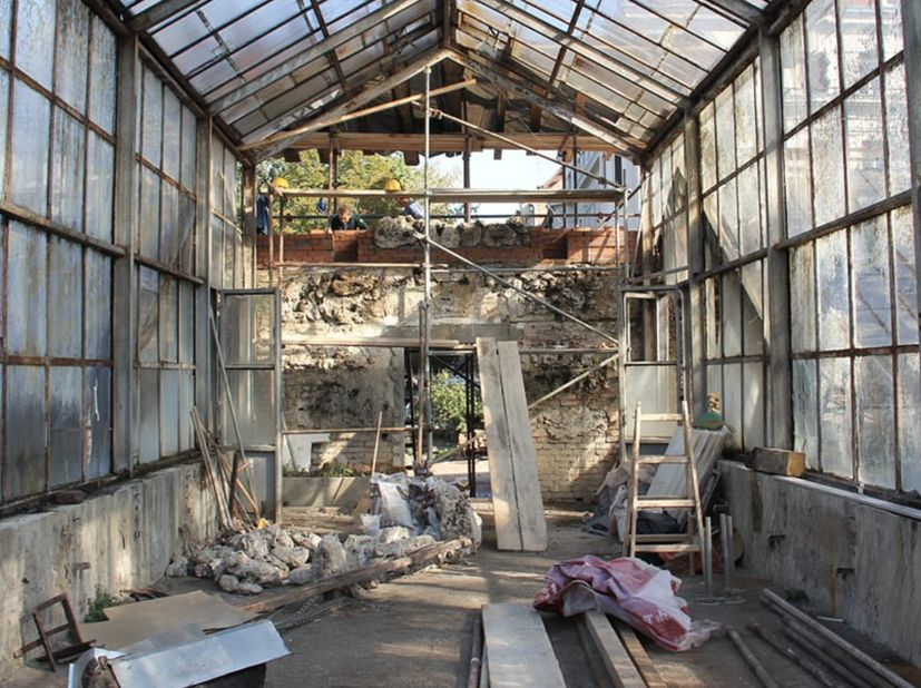 Zagreb Botanical Garden hoping to preserve unique 130-year-old greenhouse