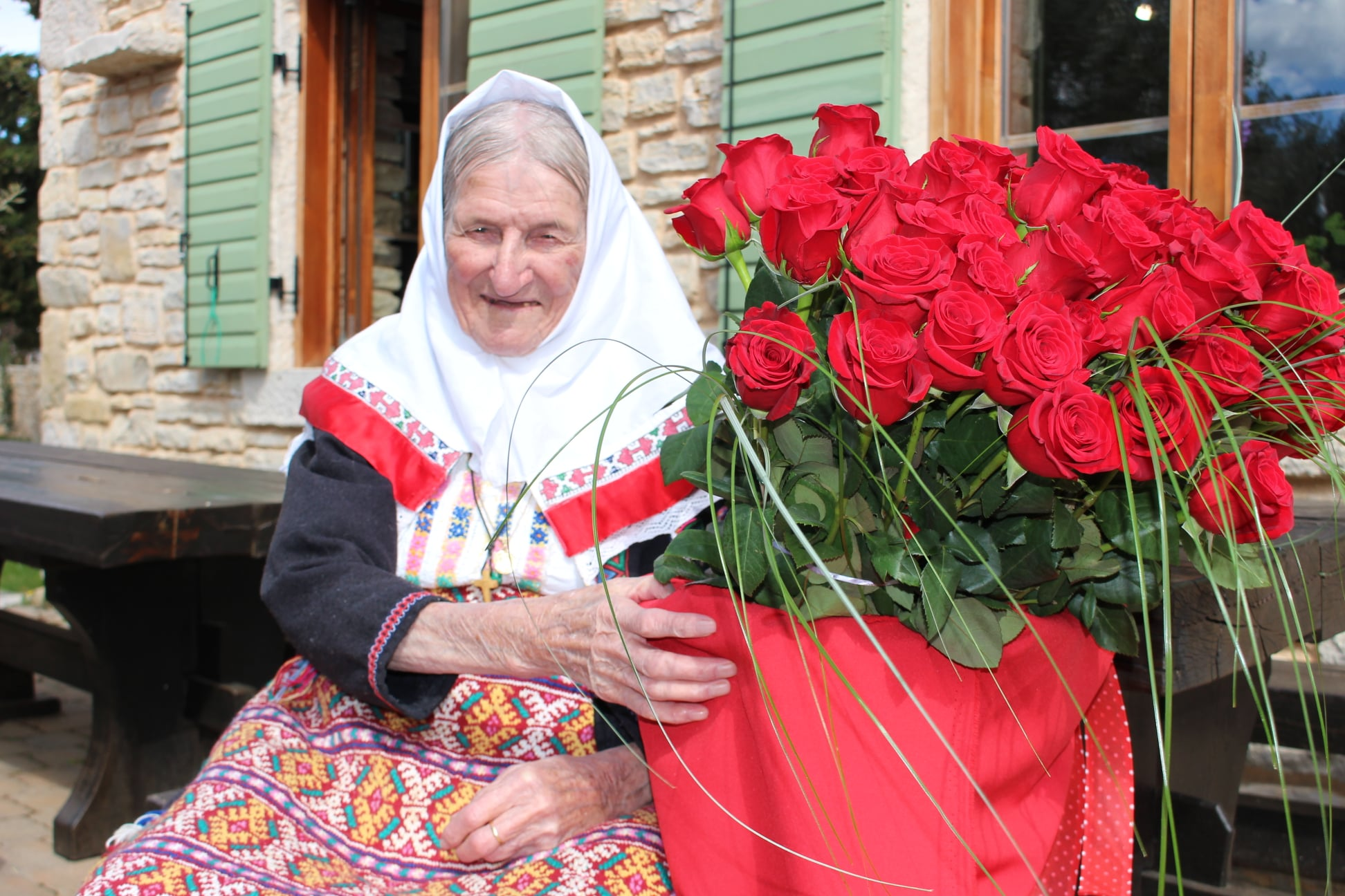 Meet Croatia's oldest entrepreneur 100 year-old Peka Zelić