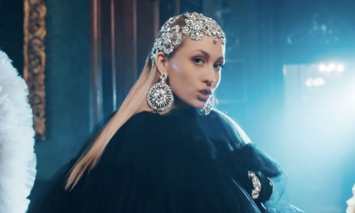 VIDEO: Croatia's Albina impresses at first Eurovision rehearsal in Rotterdam