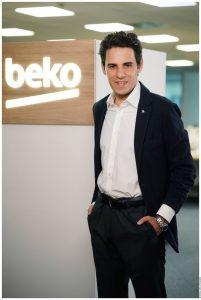 Burak Kiroglu, general manager of Beko Balkans_