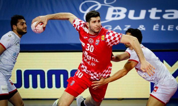 Olympic handball qualifier: Croatia beats Tunisia in final match
