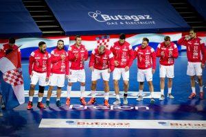 croatia beats france handball Olympic Games qualifier