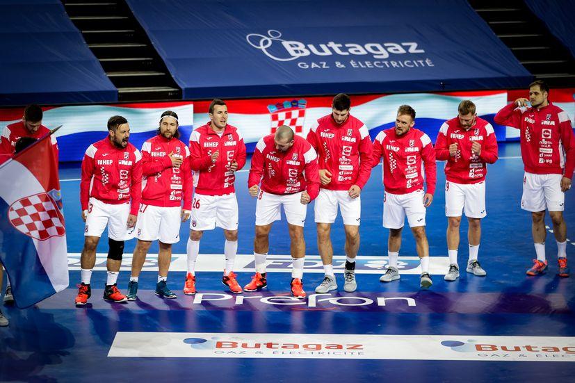 Hrvaška je zmagala v kvalifikacijah za francoske rokometne olimpijske igre