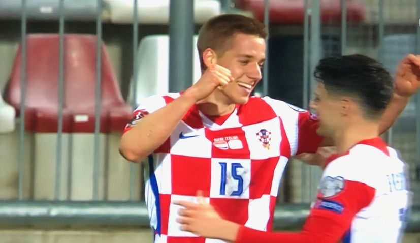 Croatia Cyprus Mario Pasalic