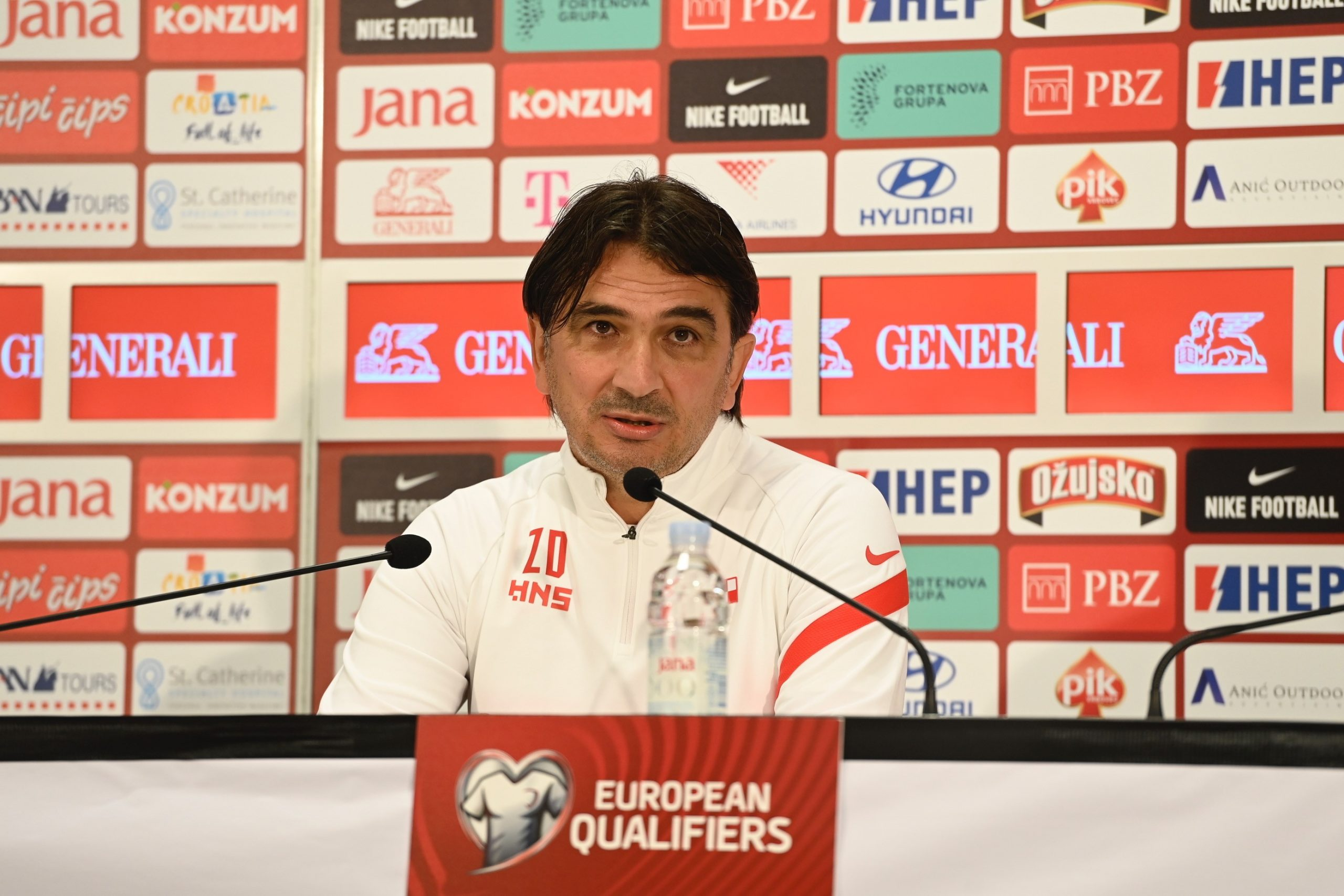 Croatia faces Malta in Rijeka on Tuesday to end their three-match cycle in the opening 2022 World Cup qualifiers.