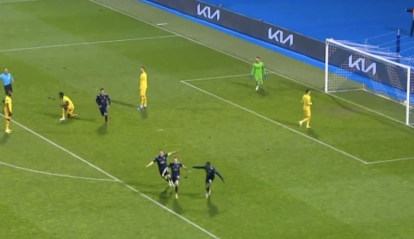Dinamo Zagreb stun Tottenham to reach quarterfinals of Europa League