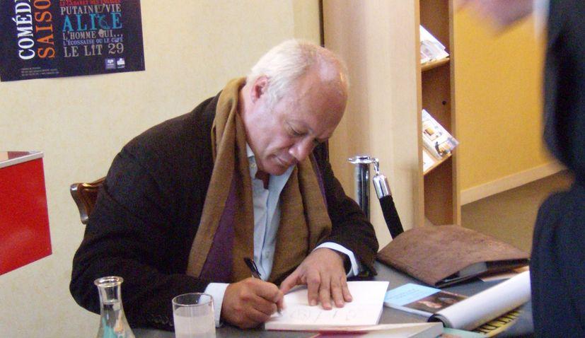 Eric-Emmanuel Schmitt visits Zagreb