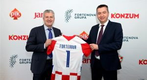 Fortenova Group becomes general sponsor of Croatian Football Federation