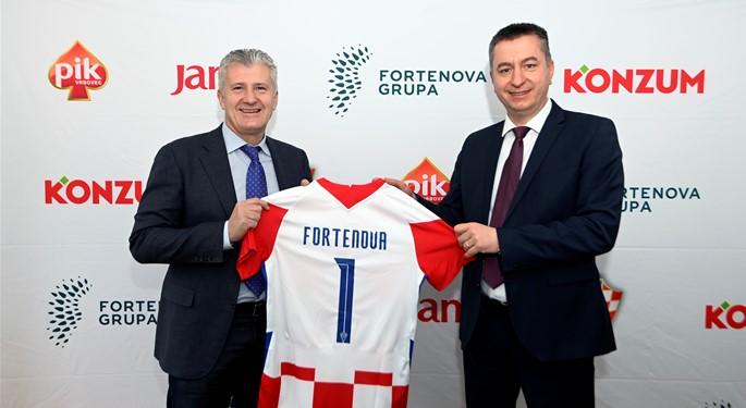 Fortenova Group becomes general sponsor of Croatian Football Federation