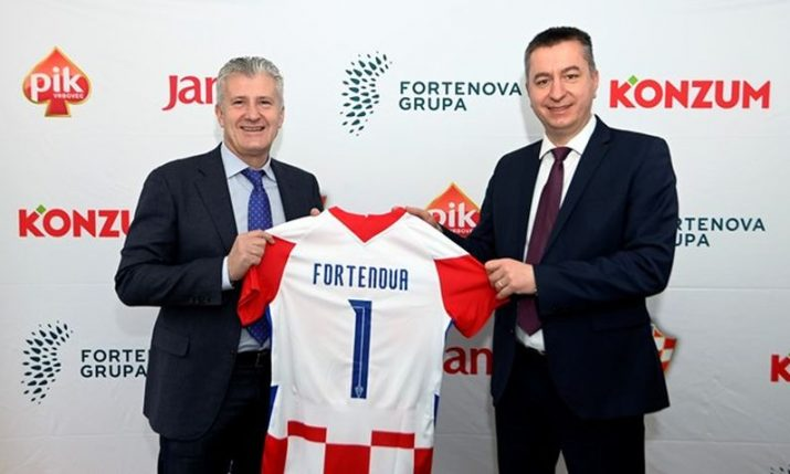 Fortenova Group becomes main sponsor of Croatian Football Federation