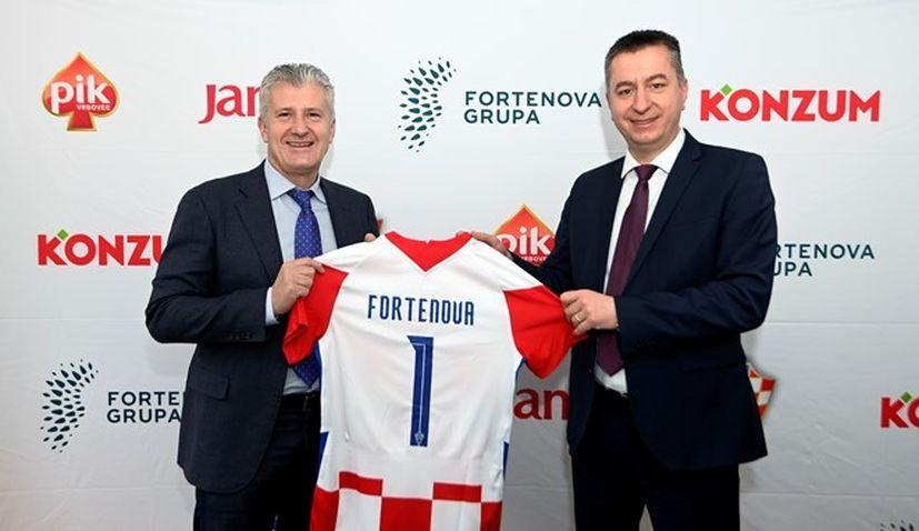 Fortenova Group becomes main sponsor of Croatian Football Federation