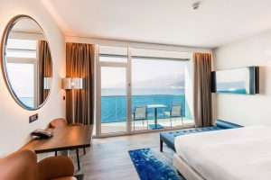 Hilton Rijeka Costabella Beach Resort _ Spa - King Room