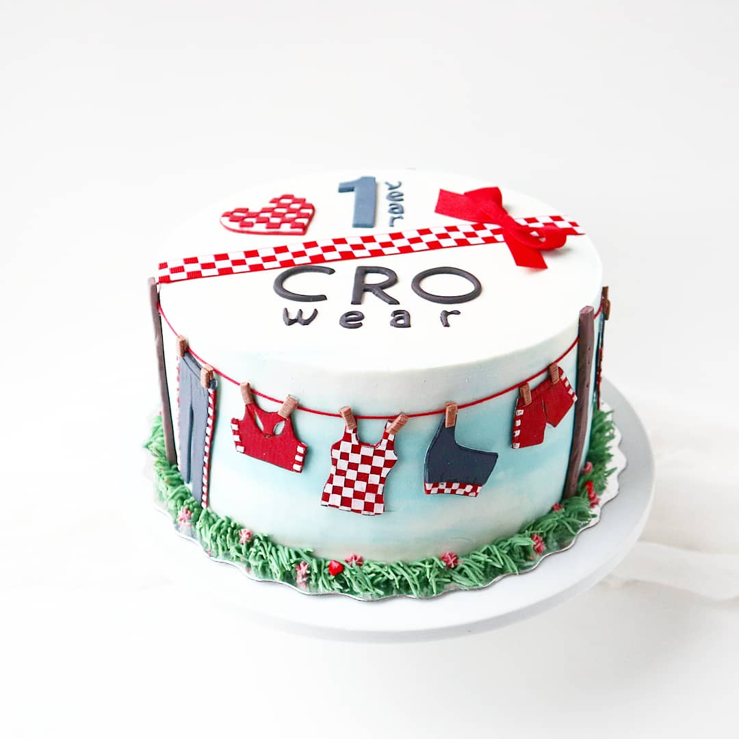 Croatian themed cakes created by bakers in Australia and Canada