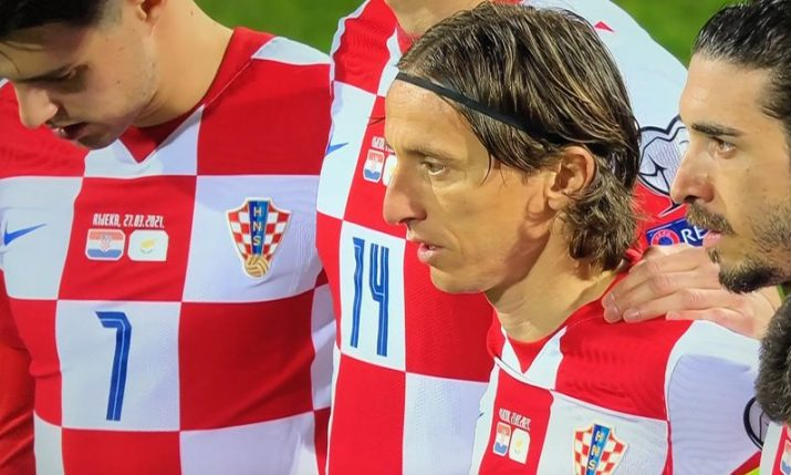 Modrić sets record as Croatia beats Cyprus in Rijeka