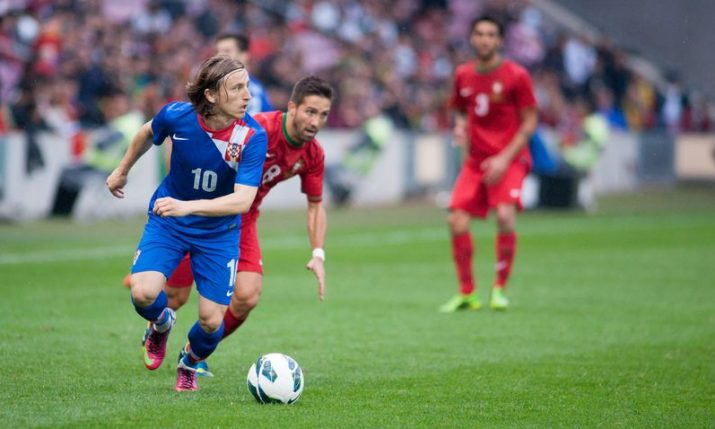 Luka Modrić debuts for Croatia 15 years ago today under the late Zlatko Kranjčar