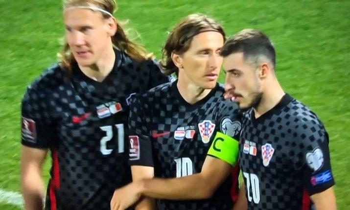 World Cup qualifier: Croatia beats Malta in Rijeka